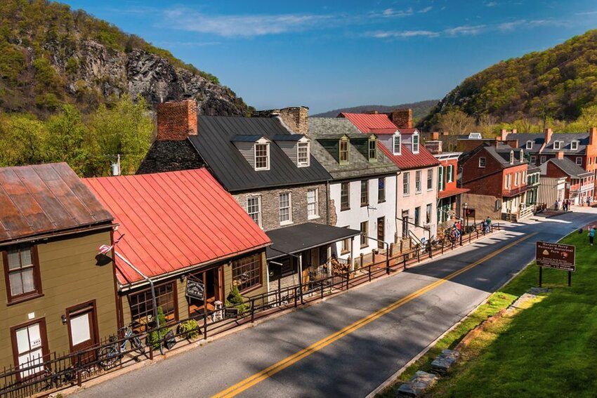 Harpers-Ferry-West-Virginia